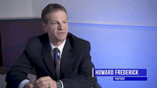 Attorney Howard Frederick
